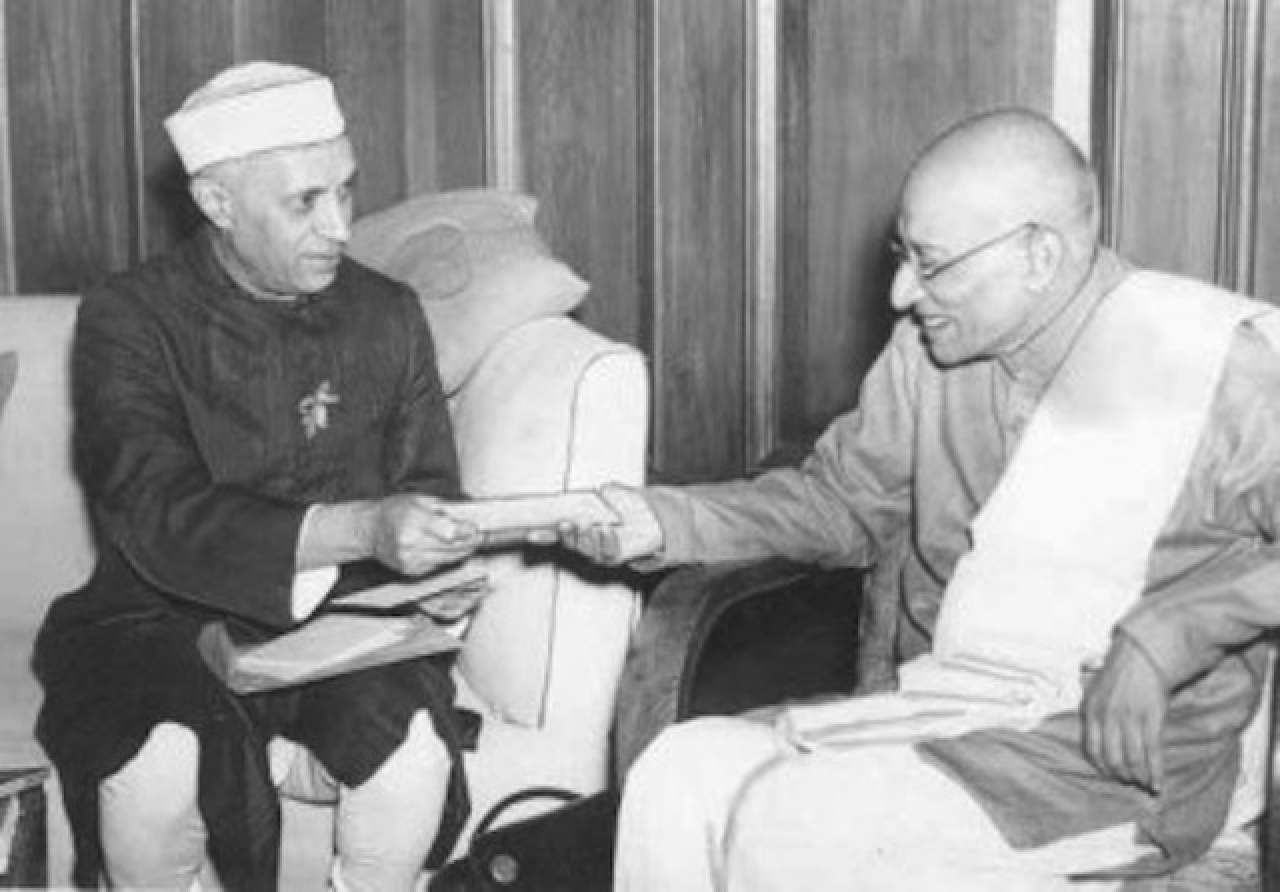 Rajaji and Nehru
