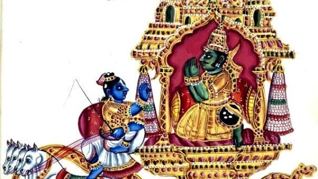 Gita as National Scripture: A Bad Idea?