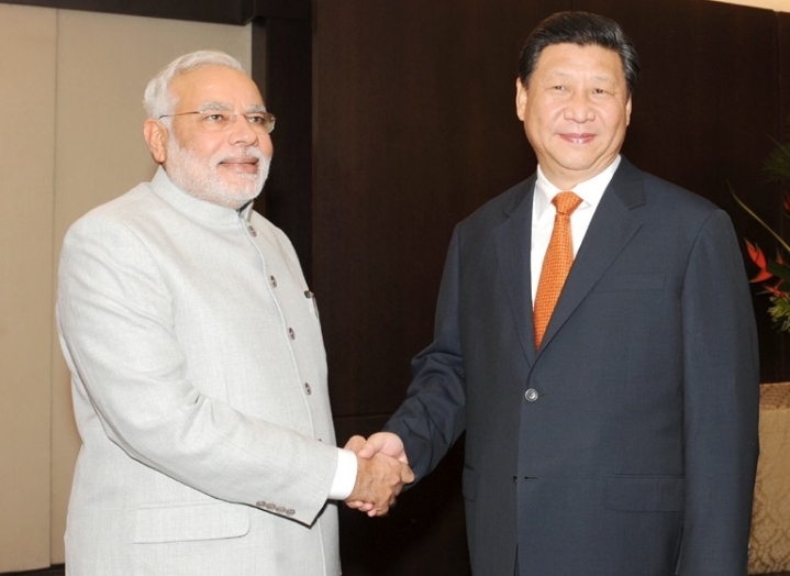 Sino-India Rivalry In The Indian Ocean