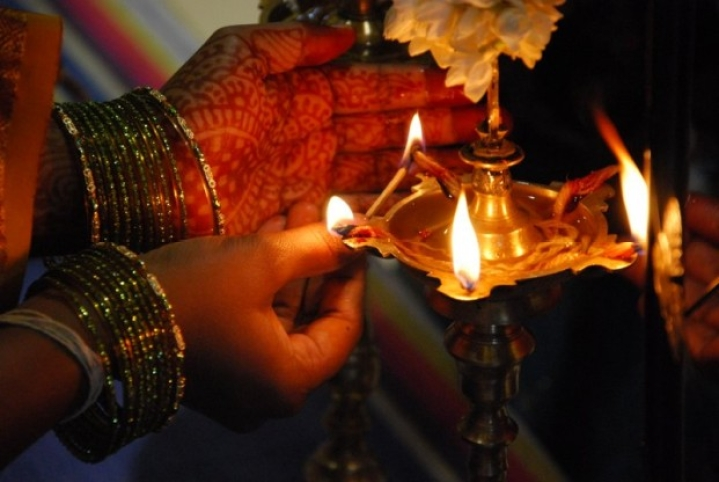 Diwali:  The Threshold Light In The Midst Of Darkness