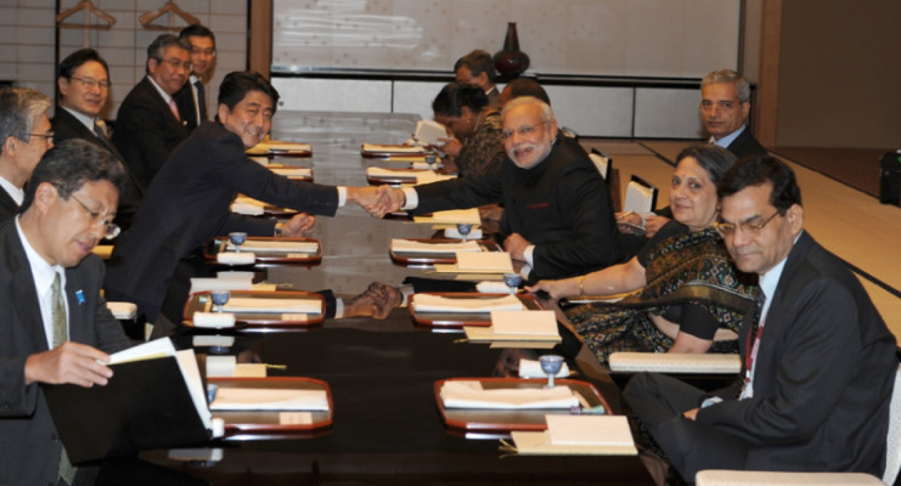 How Far Can India and Japan Take Their Trade Ties?