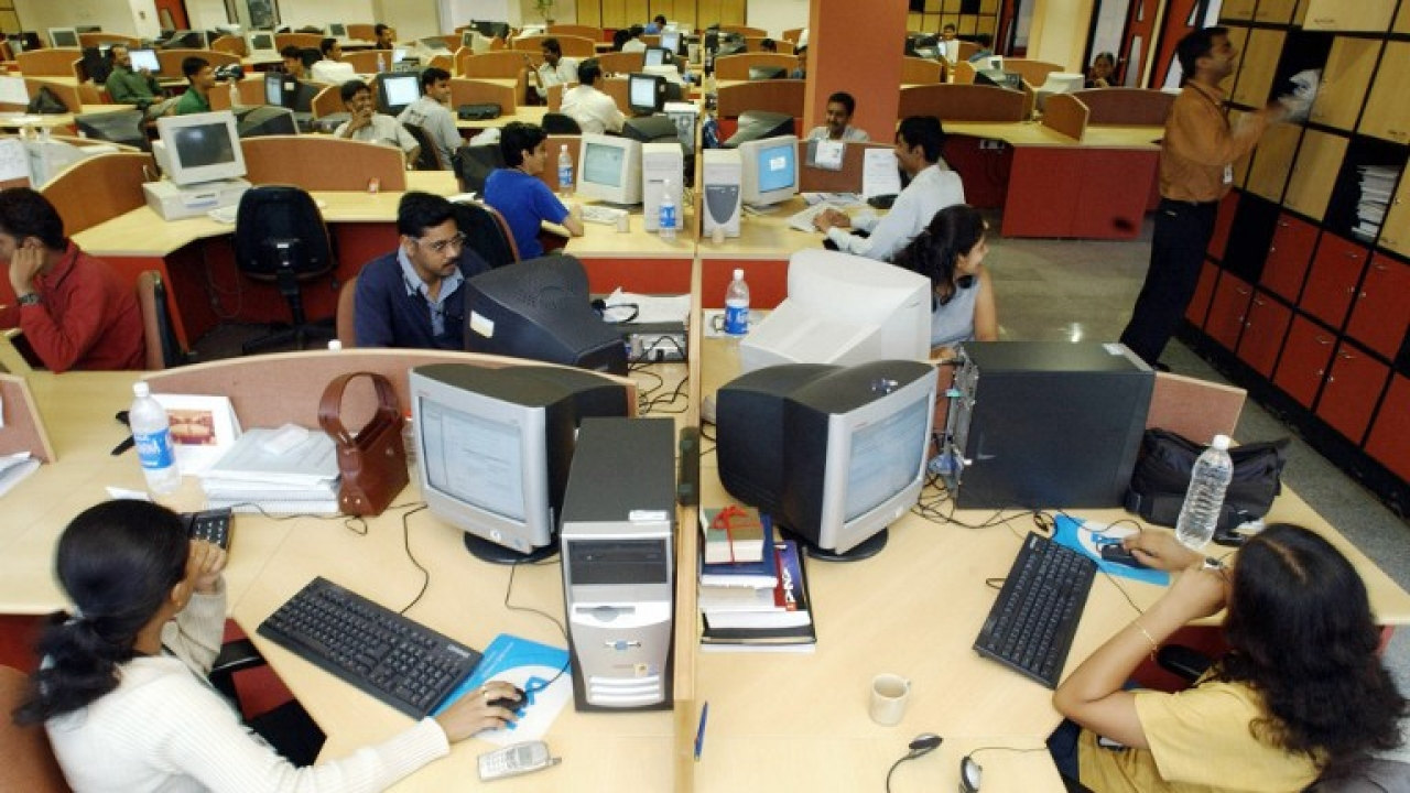 Two Lakh Engineers May Lose Jobs In The IT Sector Annually