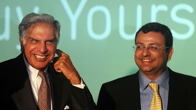Decoding Cyrus Mistry's 19 December Statement: A Battle To Inherit The Tata Empire?