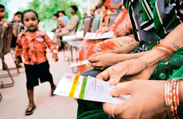 Why We Are Losing The War On Privacy; Aadhaar At Least Gives Us A Figleaf