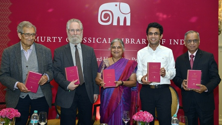 Rohan Murty & His Critics Ought To Have Been  Allies In  Battle For  Sanskrit