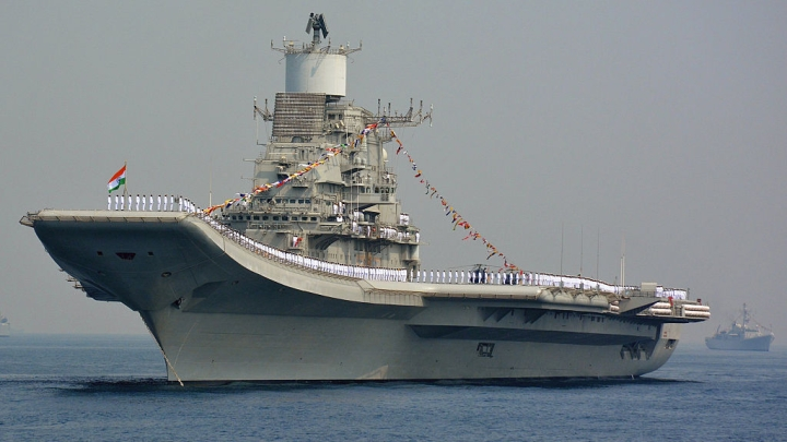Might At The Seas: The Aircraft Carriers Of India