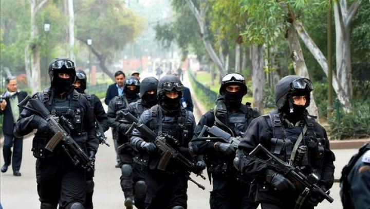 NSG, CRPF, BSF To Get Brand New Mine-Protected Vehicles, Bullet Proof Jackets As Centre Clears Rs 624 Crore