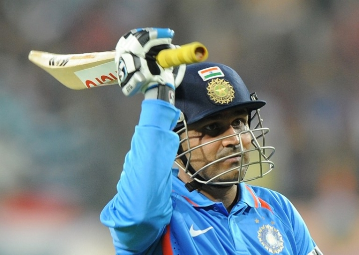 Sehwag – The Fun Guy Of Cricket