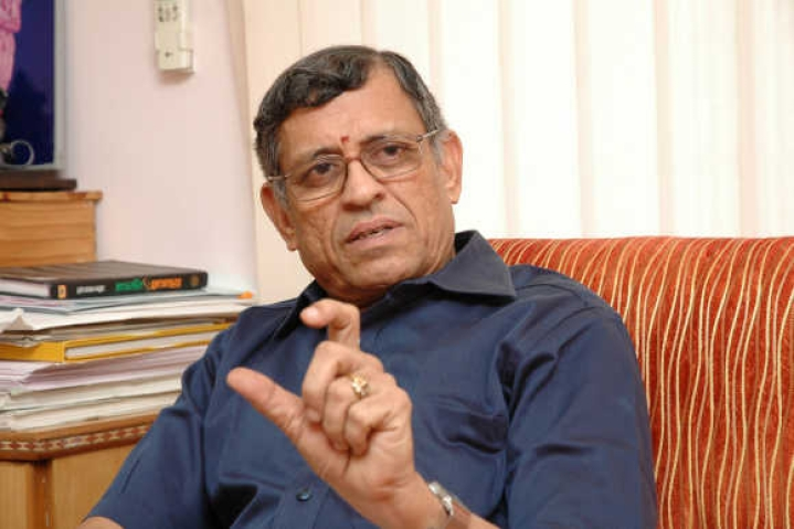 S Gurumurthy Explains Why Demonetisation Was Needed  And How It Will Help The India Growth Story