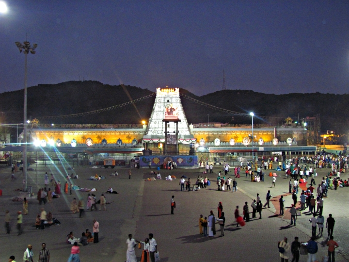 Tirumala: A Model for Smart Cities