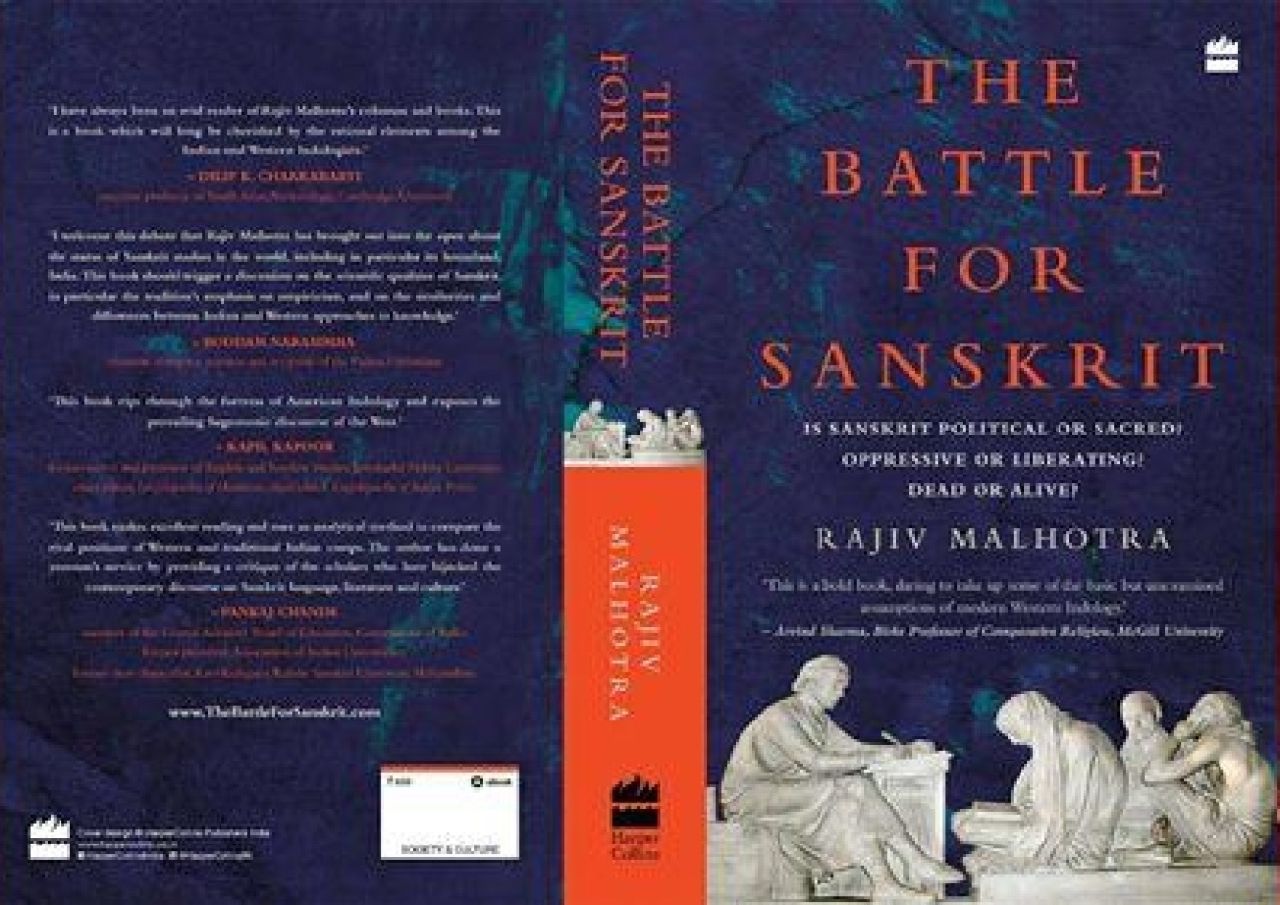 <i>The Battle For Sanskrit</i>