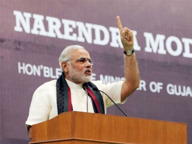 Modi: Turning Bleaters in to Beaters