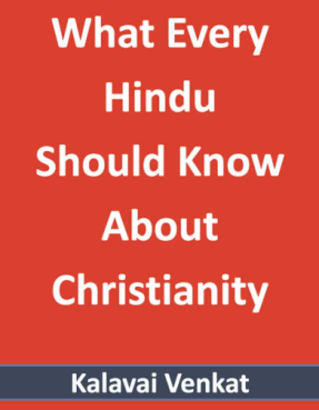 What Every Hindu Should Know about Christianity- Book Review