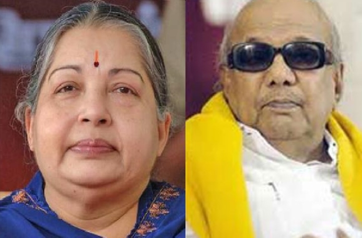 Tamil Nadu Polls Reveal Decline In Jayalalithaa's Assets And Swelling Of Karunanidhi's Wealth