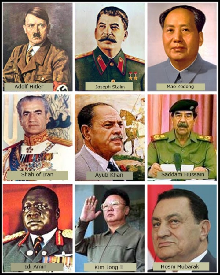 Staying in Power: A How-To Guide for Would-be Dictators