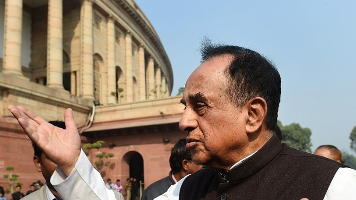 Swamy Says Arnab's Use Of 'Republic' For His Channel Against Law, Asks  Govt To Look Into It