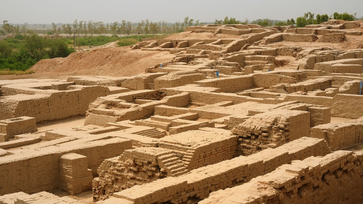 Did Climate Change Kill The Indus Civilisation?