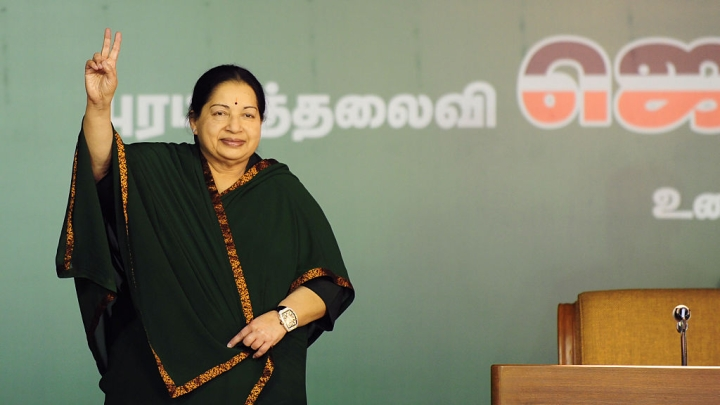 Jayalalithaa Breaks Her Own Record On Freebies For Voters