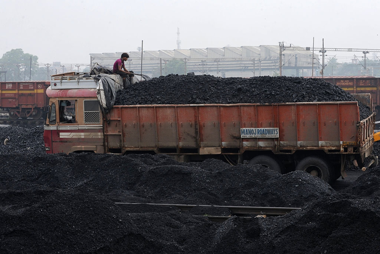 Coal India (SAM PANTHAKY/AFP/GettyImages)