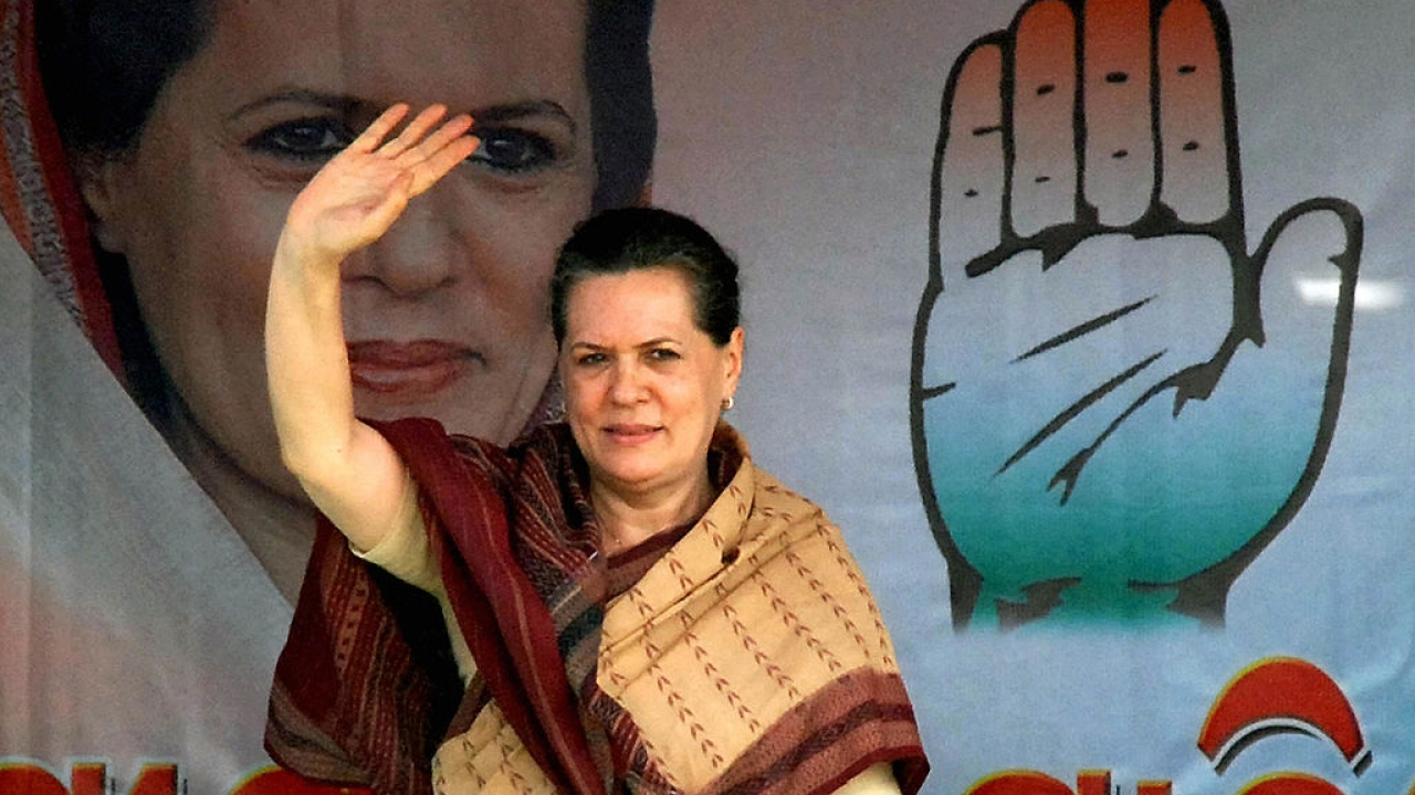 Interim Congress President Sonia Gandhi Greenlights Alliance With Left Front In West Bengal For Upcoming By-Polls