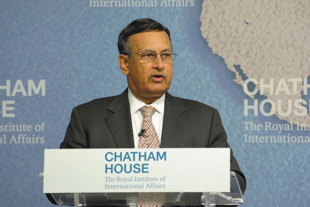 Haqqani Sheds New Light In An Attempt To Explain Why India & Pak Can Never Be Friends