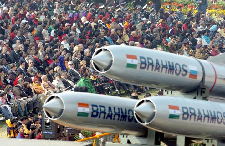 BrahMos Missile's Vertical Steep Dive Version With 'Ultimate Aircraft Carrier Killer' Capability Successfully Tested