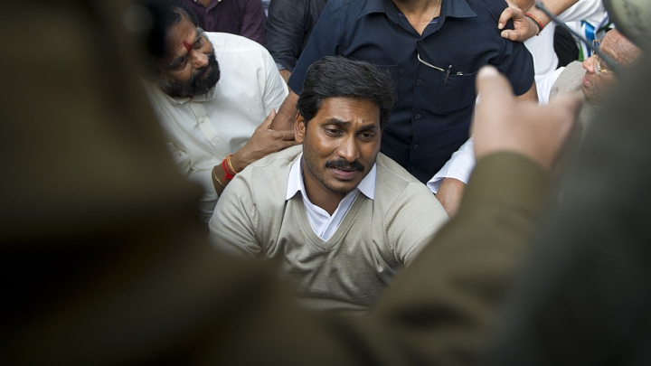 Faced With Funds Crunch, Jaganmohan Reddy Considers Scrapping Amaravati Administrative Capital Plans