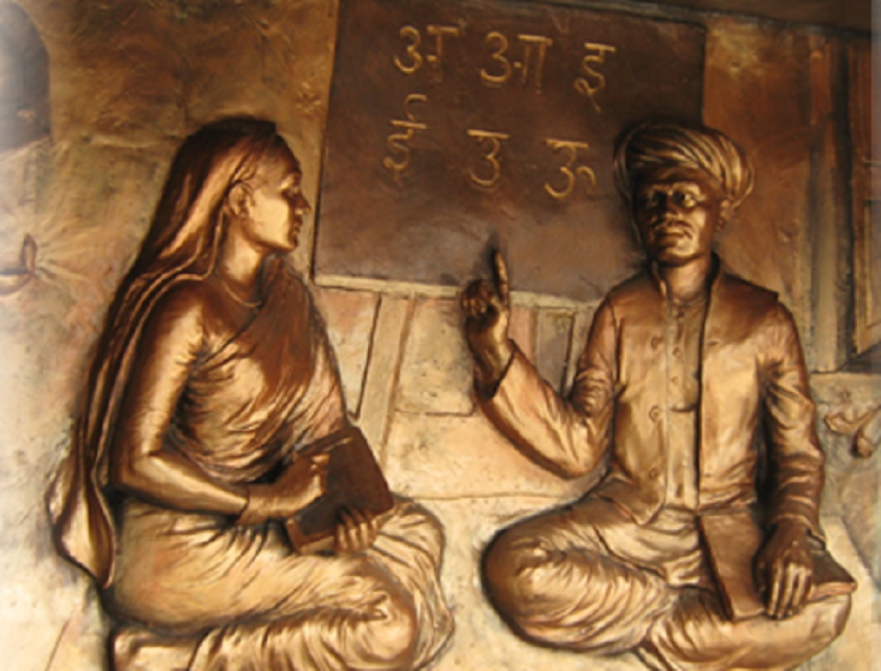 Savitribai Phule female teacher