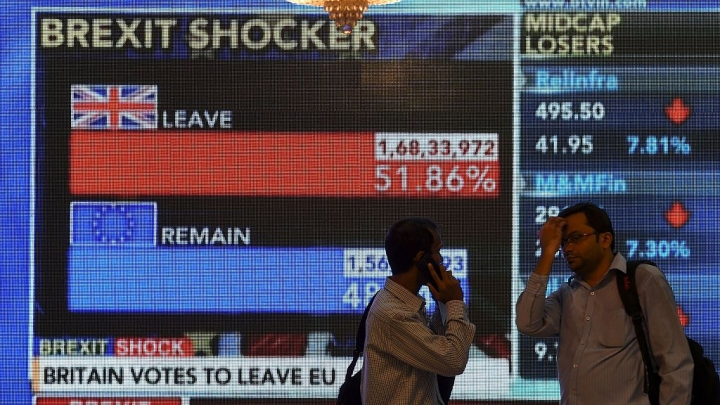 10 Implications Of Brexit For India