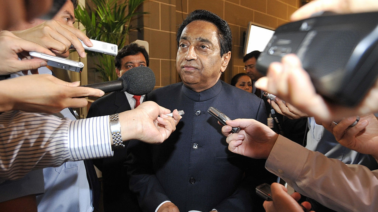 In Independence Day Speech, MP Chief Minister Kamalnath Says