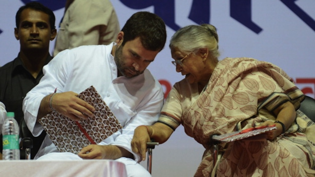 Cracks Widen In Delhi Congress As 29 Top Leaders Write To Rahul Gandhi About 'Complete State Of Confusion'