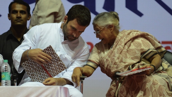 Rahul Is Still Not Mature, His Age Does Not Allow Him To Be Mature:   Sheila Dikshit