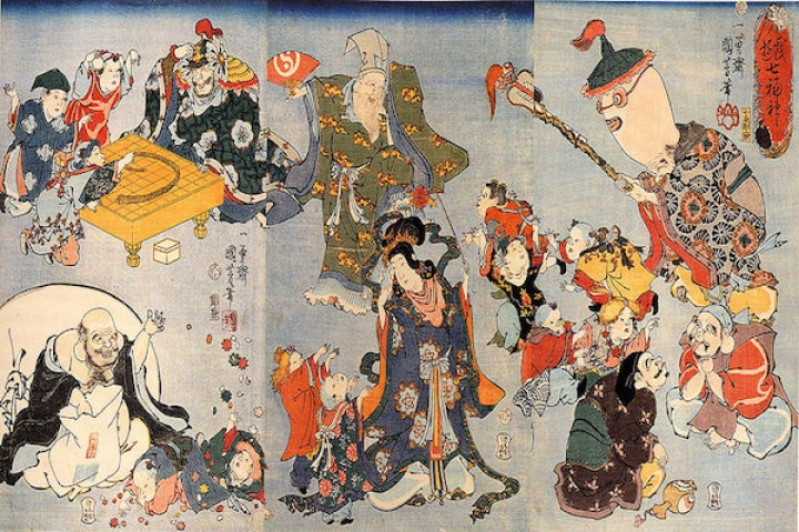 The Vedic Gods Of Japan