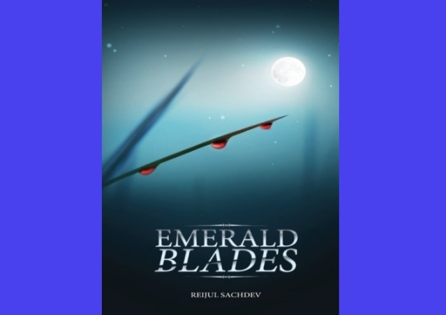 Emerald Blades: A Haunting Voice That You Must Listen To
