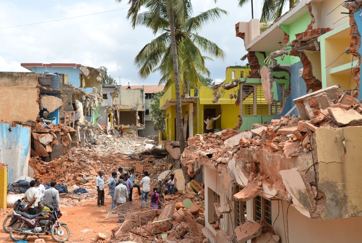 Demolition Woes In Bangalore: City Planners Take Note