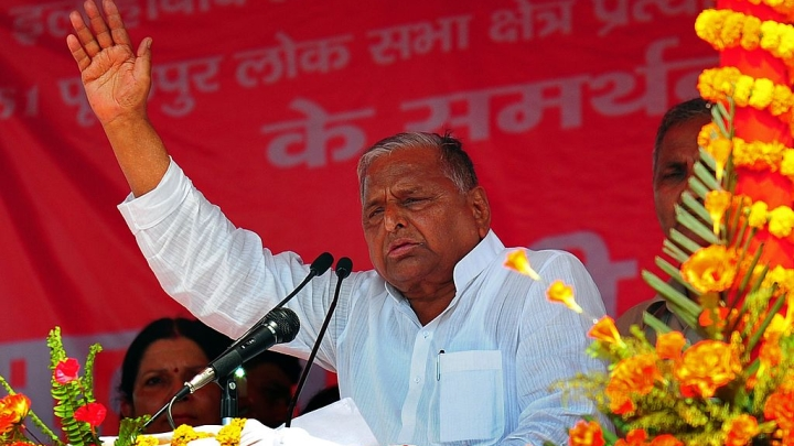 Days After Endorsing Modi For PM, Mulayam Singh Yadav Slams SP-BSP's Alliance As Seat Sharing Details Emerge
