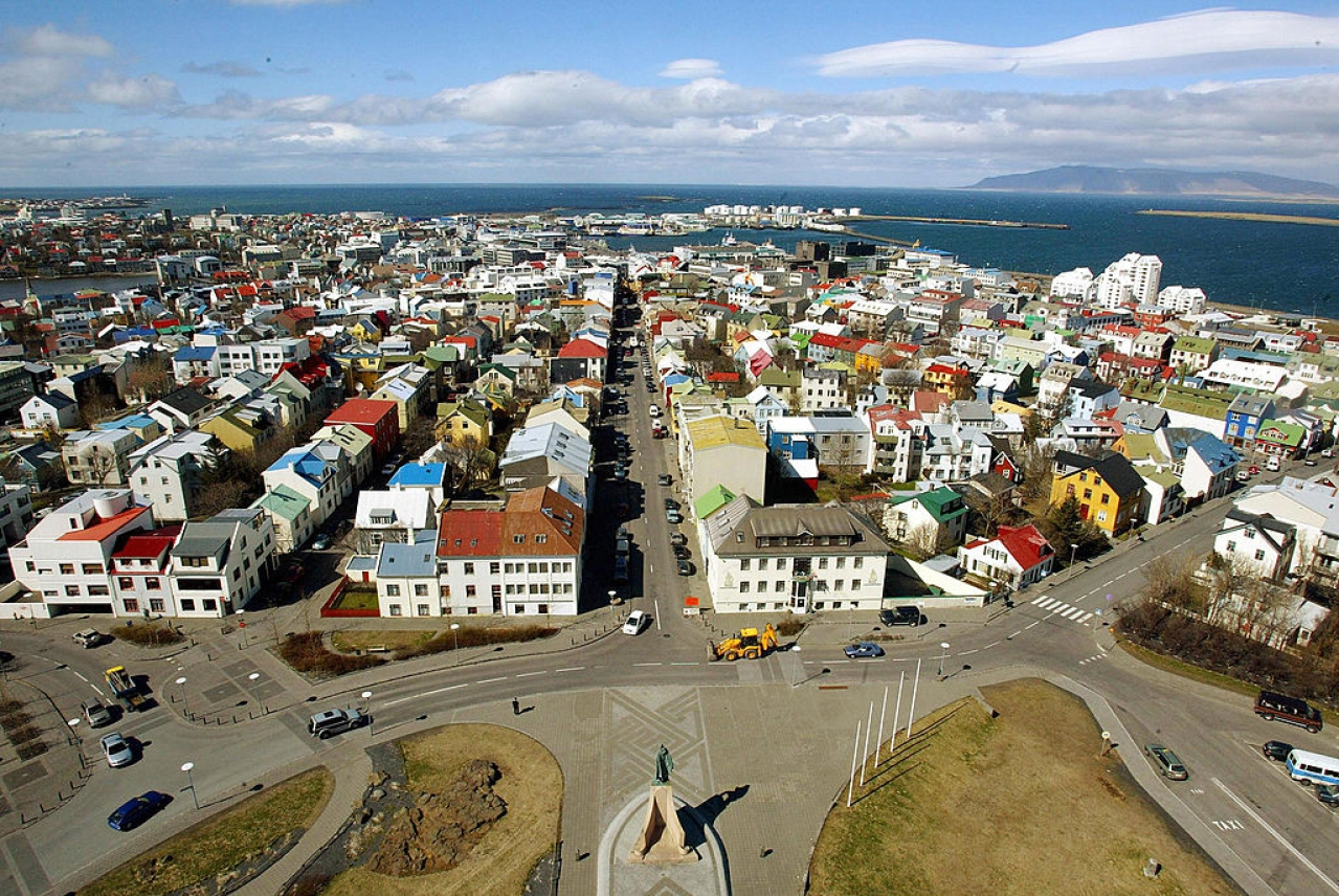 Reykjavik (ODD ANDERSEN/AFP/Getty Images)