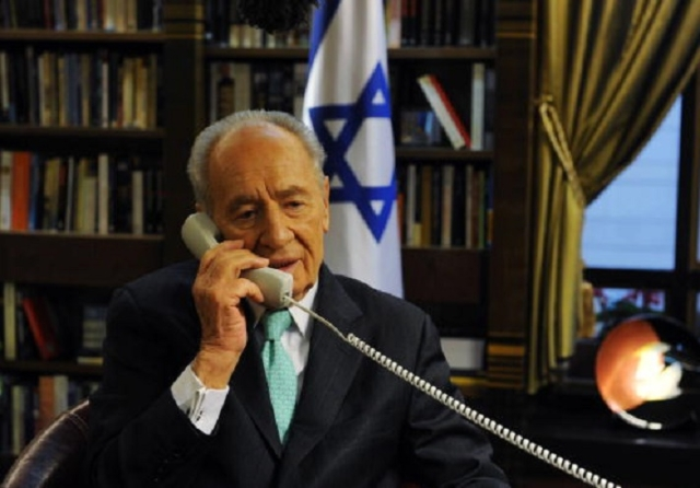 Farewell Shimon Peres: Soldier Of Israel, Seeker Of Peace