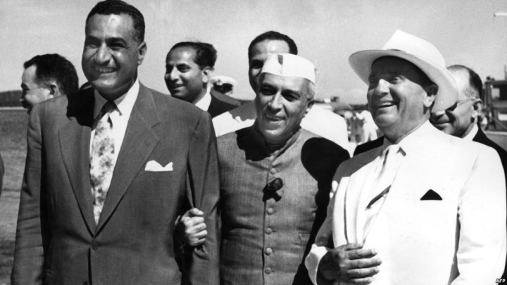 Was   The Non-Aligned Movement Ever Relevant for India?