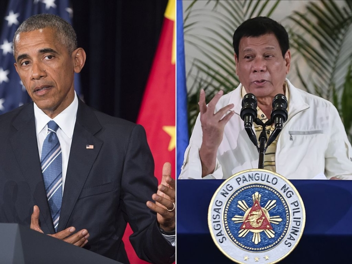 Nothing Can Affect US- Philippines Military Relationship, Not Even Duterte's Swearing At POTUS