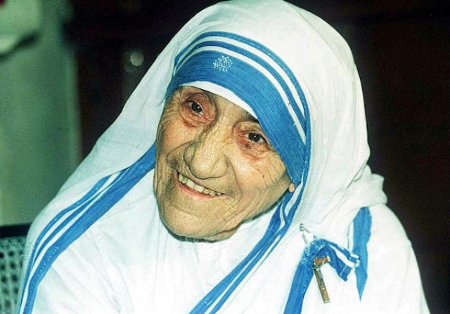 Why Mother Teresa's Success Is A Reflection Of The Wounded Civilisation That Is India