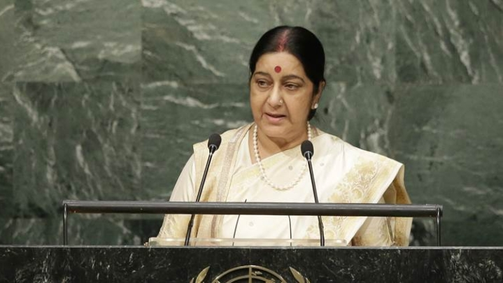 Sushma Swaraj Seeks Report On The Abduction And Conversion Of Two Hindu Girls In Pakistan