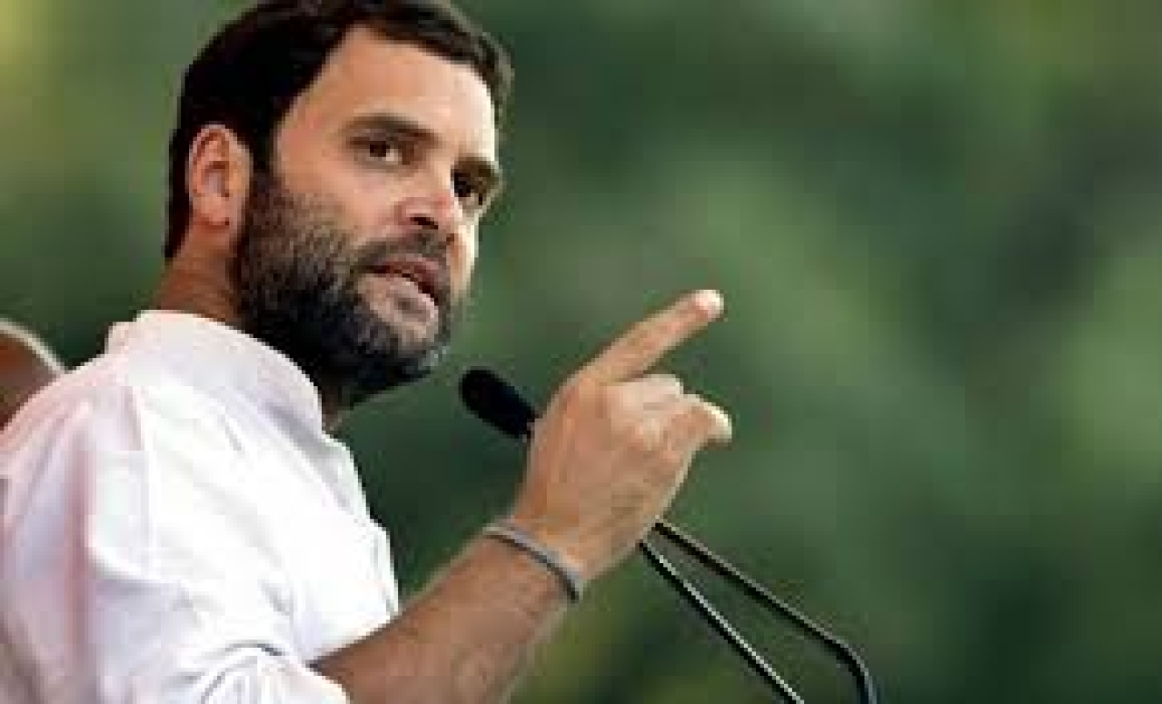 Amethi Candidate Alleges Rahul Gandhi Is British Citizen, No Immediate Denial From Congress President's Lawyer