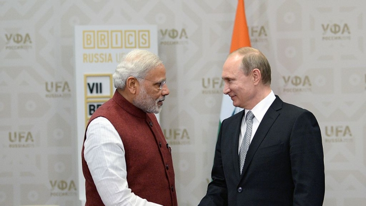 India-Russia Ties Remain Strong Despite Fears, But Some Creases Need To Be Ironed Out