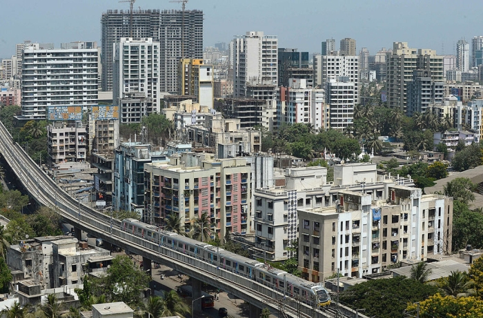 Mumbai Metro Line-1: Seven Hour Block Over Diva-Panvel Line To Shift 1,400 Ton Truss Connecting Amandoot-Taloja