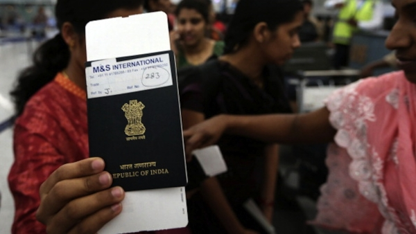 Attention, Husbands: Abandon Wife, And Risk Losing Passport, Says MEA
