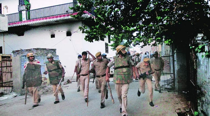 Communal Tension Reported In Uttar Pradesh On The First Day Of Navratri