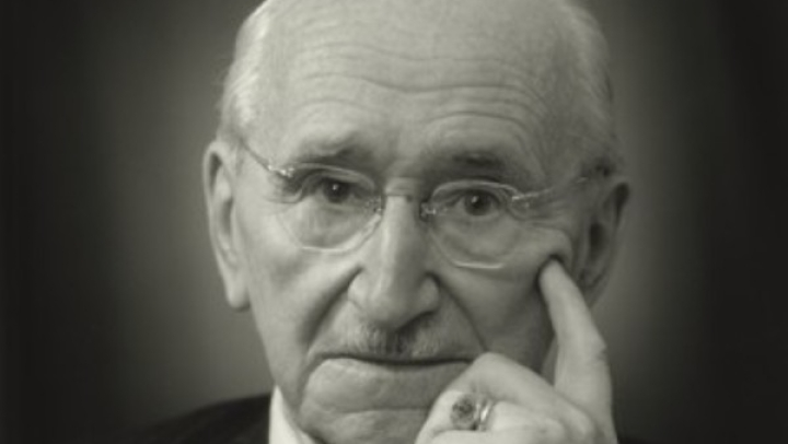 F A Hayek Excerpts: Why The Idea Of 'Perfect' Competition Is Fallacious