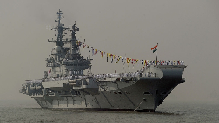 Body Of Decommissioned Aircraft Carrier INS Viraat To Be Sold As Scrap, Says MoD