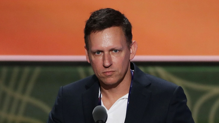 Intolerance? American Liberals Are Baying For Peter Thiel's Blood For Supporting Donald Trump